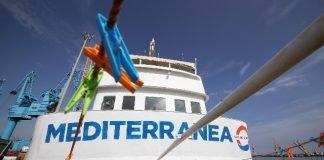 Mare Jonio migranti Mediterranea