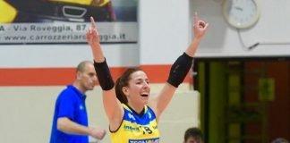 Michela Moschini-Vivigas Arena Volley