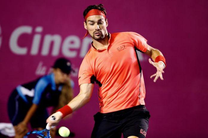 Tennis quarti Fognini contro Nadal