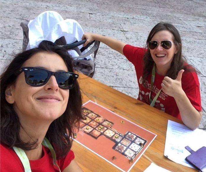 archeonaute archeologia a Verona Tocatì