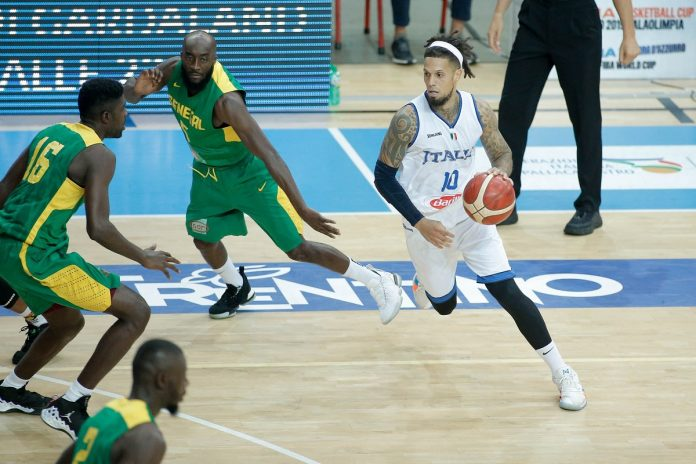 italbasket Italia Senegal