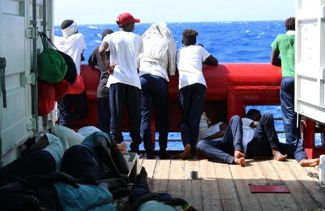 migranti garante dei detenuti