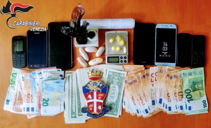 rete droga carabinieri