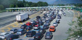 traffico controesodo autostrade