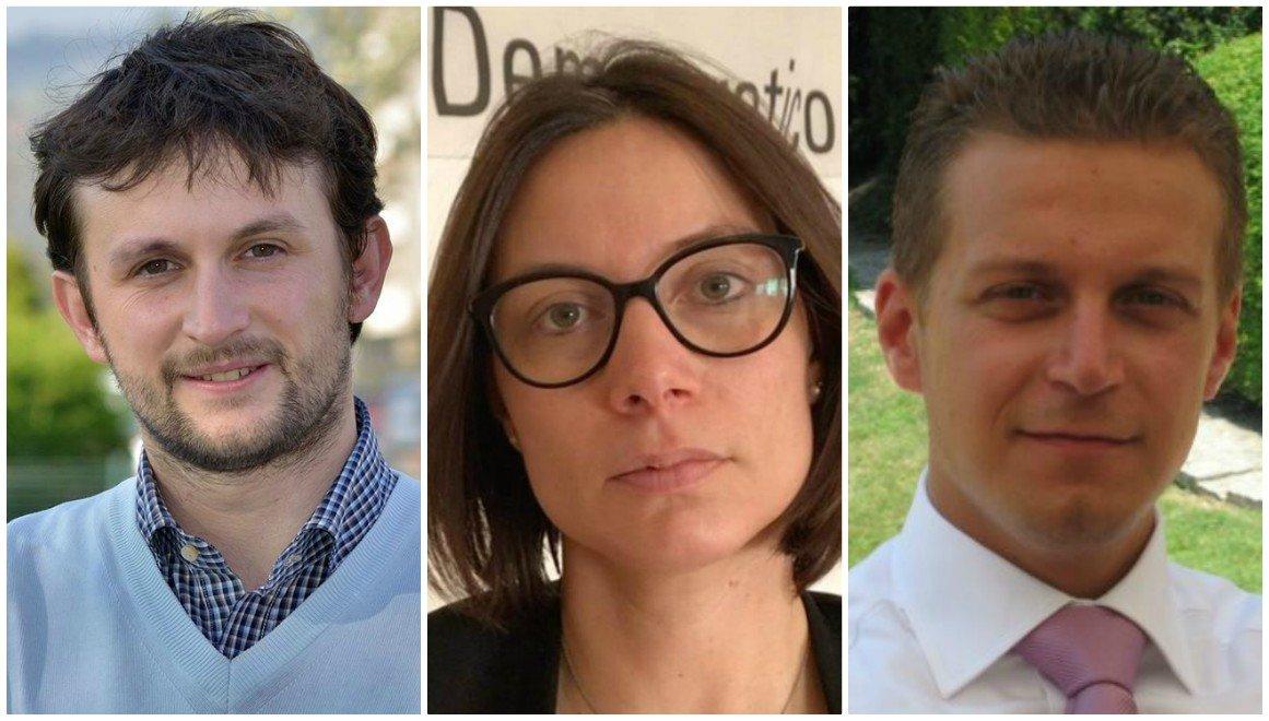 Federico Benini, Elisa La Paglia, Stefano Vallani