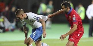 Euro 2020 Italia Armenia