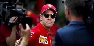 F1 Sebastian Vettel