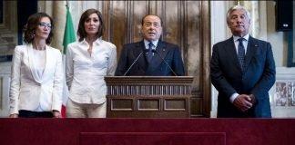 Forza Italia non in piazza