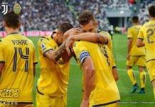 Hellas Verona-Juventus - Allianz Stadium - Foto Francesco Grigolini-Fotoexpress (da pagina Facebook Hellas Verona FC)