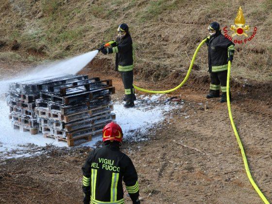 vigili del fuoco formazione