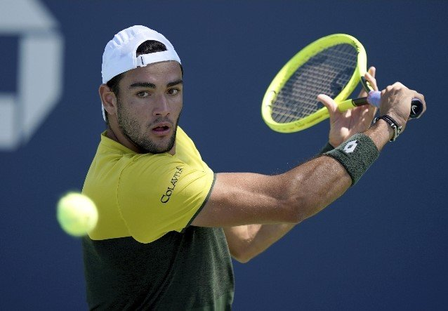 Matteo Berrettini ai quarti Us Open