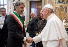 Sboarina Papa Francesco