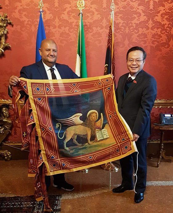 Veneto-Vietnam incontro interscambio commerciale