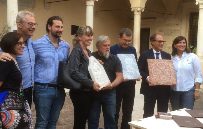Verona Minor Hierusalem dono marmi San Giorgio