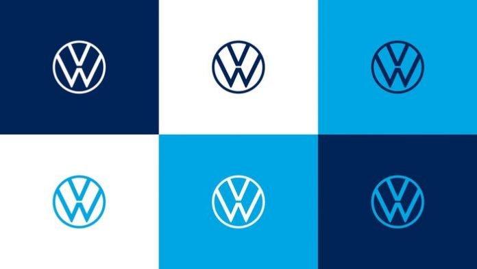 Volkswagen nuovo logo
