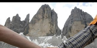 alpinisti spagnoli tre cime