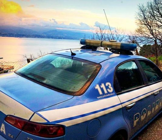 anziana violentata Messina Polizia