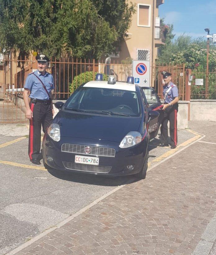bar a Cellore carabinieri colognola arresto