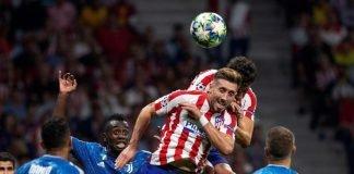 Champions league calcio atletico madrid-juventus