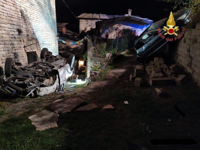 incidente mortale Sant'Anna