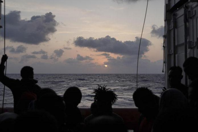 migranti ocean viking