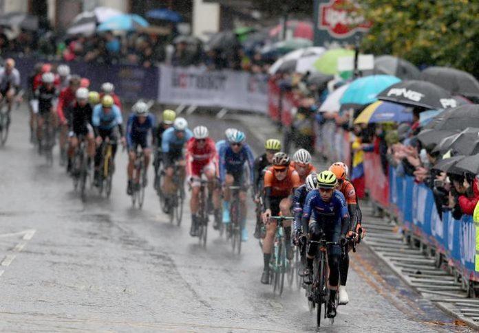 mondiale ciclismo argento Trentin