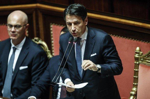 fiducia al Senato Conte salvini gregoretti