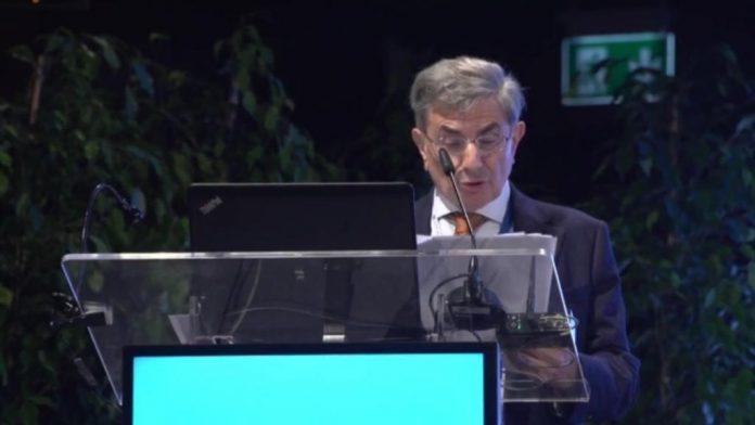 Antonio Fallico XII Forum Eurasiatico