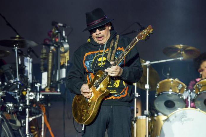 Carlos Santana Bologna
