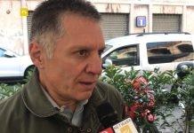 Fiab-presidente-Corrado Marastoni filobus ciclisti