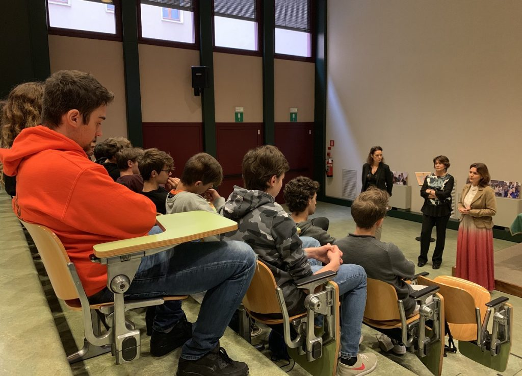 Fidas Verona - nuova sezione Istituto Lavinia Mondin (1)