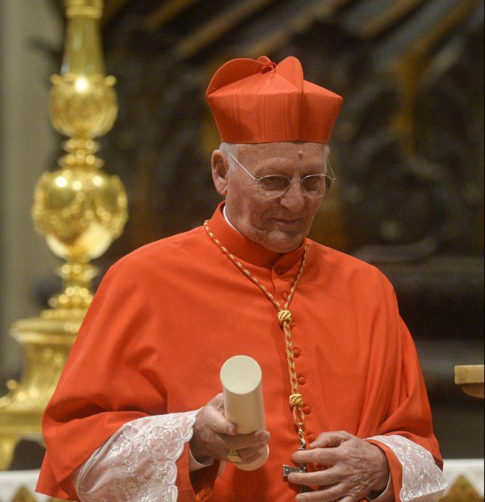 Imago2019 - Cardinale Eugenio Dal Corso