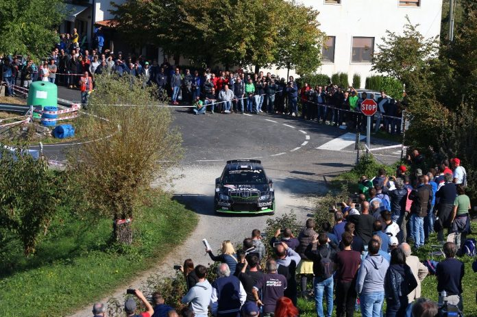 Rally Due Valli spettatori