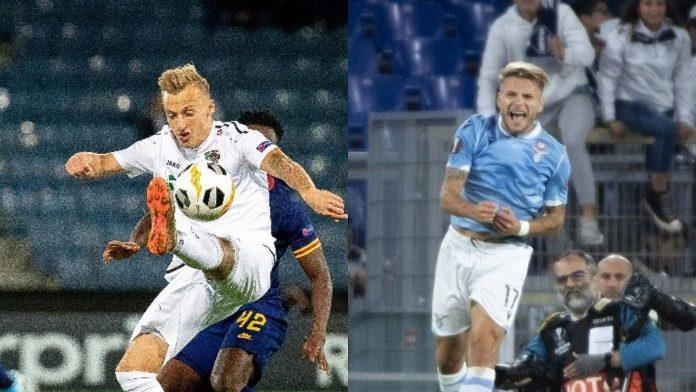 Roma Lazio Europa League