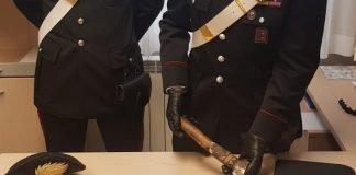 computer Carabinieri furto pc