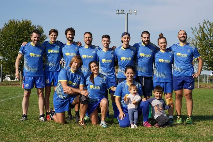 Verona touch rugby
