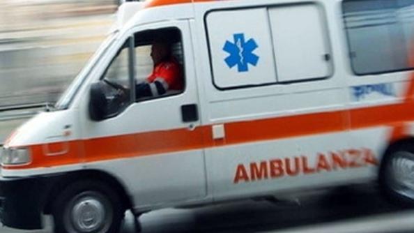 ambulanza tangenziale