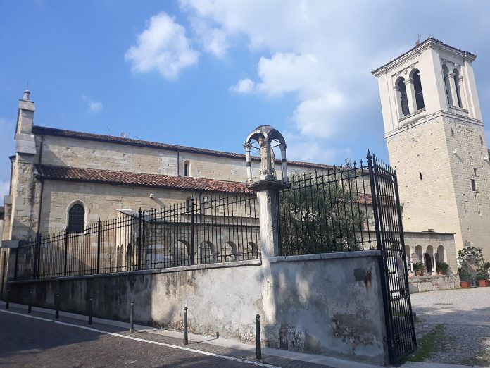 chiesa san giovanni in valle
