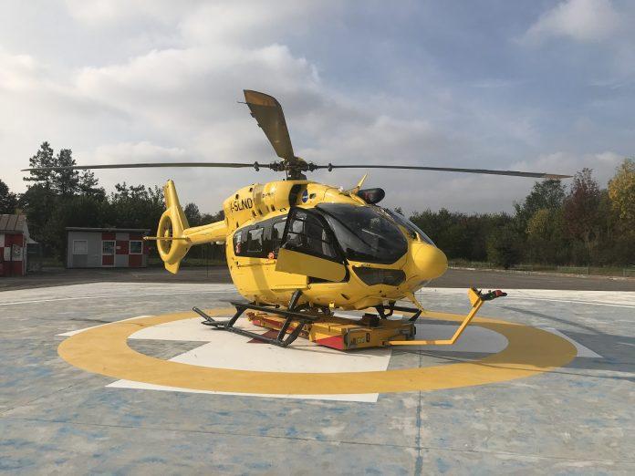 sorgà elicottero 118