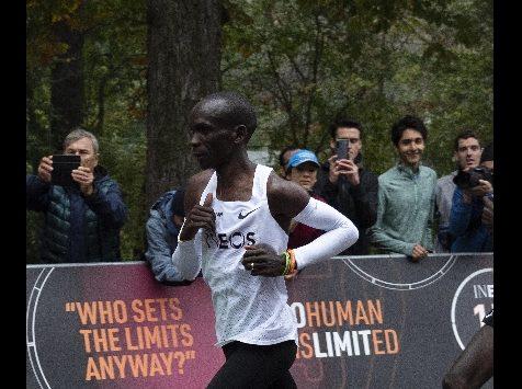 maratona kipchoge