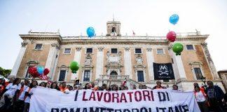 sciopero Roma Di Maio