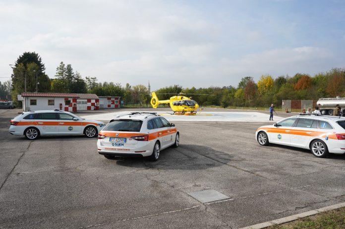 tre nuove automediche porte aperte elibase