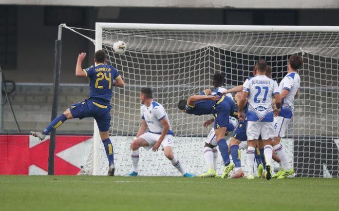 Hellas Verona-Sampdoria