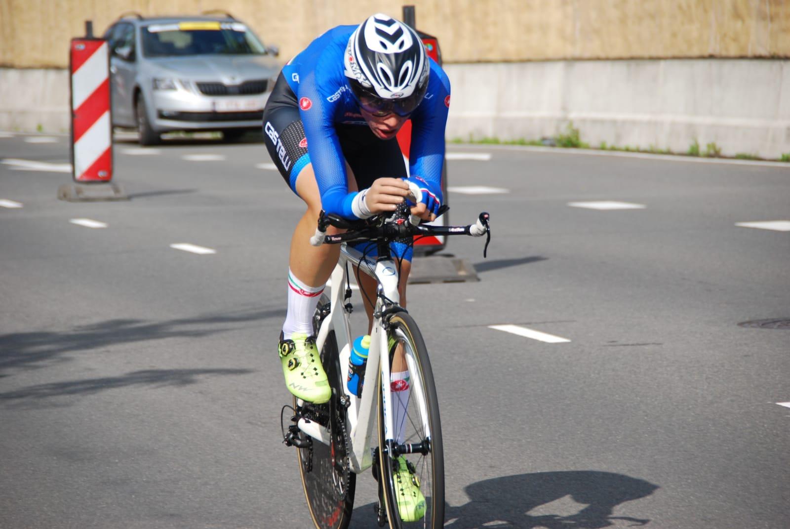 Alessandro Danzi paraciclista