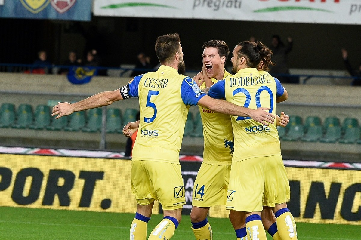 Chievo verona entella