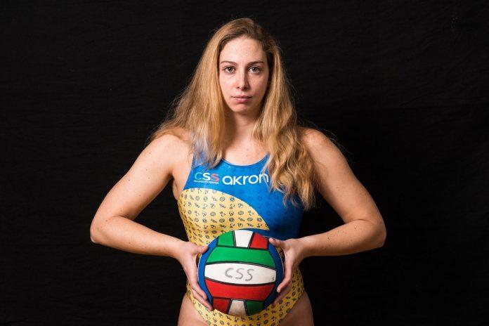 Giorgia Peroni Pallanuoto Trieste-Css Verona