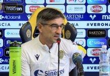 Ivan Juric -Hellas Verona torino