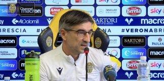 Ivan Juric -Hellas Verona Brescia