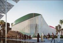 Leonardo expo 2020 dubai padiglione italia