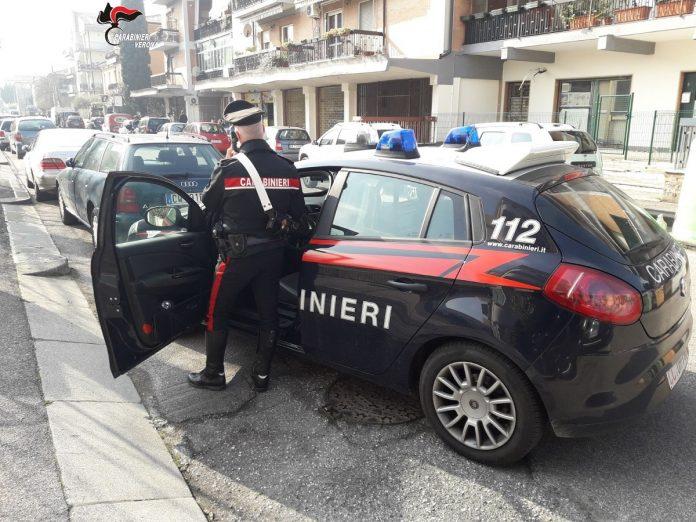 carabinieri bussolengo